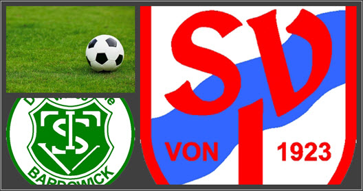 Heimspiel gegen den SV Ilmenau