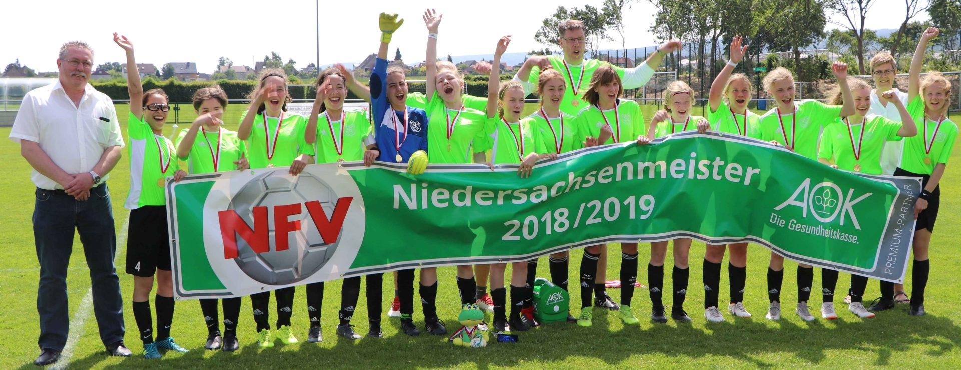 TSVBardowick C Juniorinnen Niedersachsenmeister Original