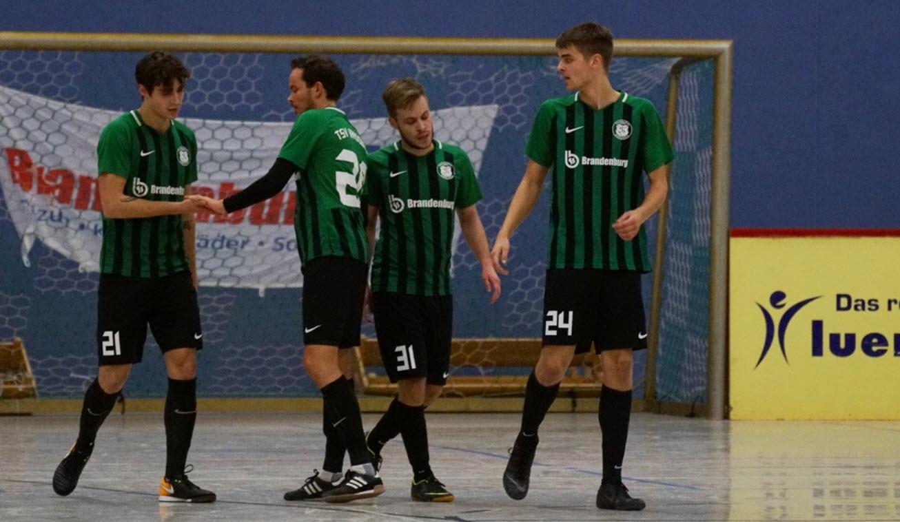 TSV Bardowick gewinnt erneut sein eigenes Mitternachtsturnier