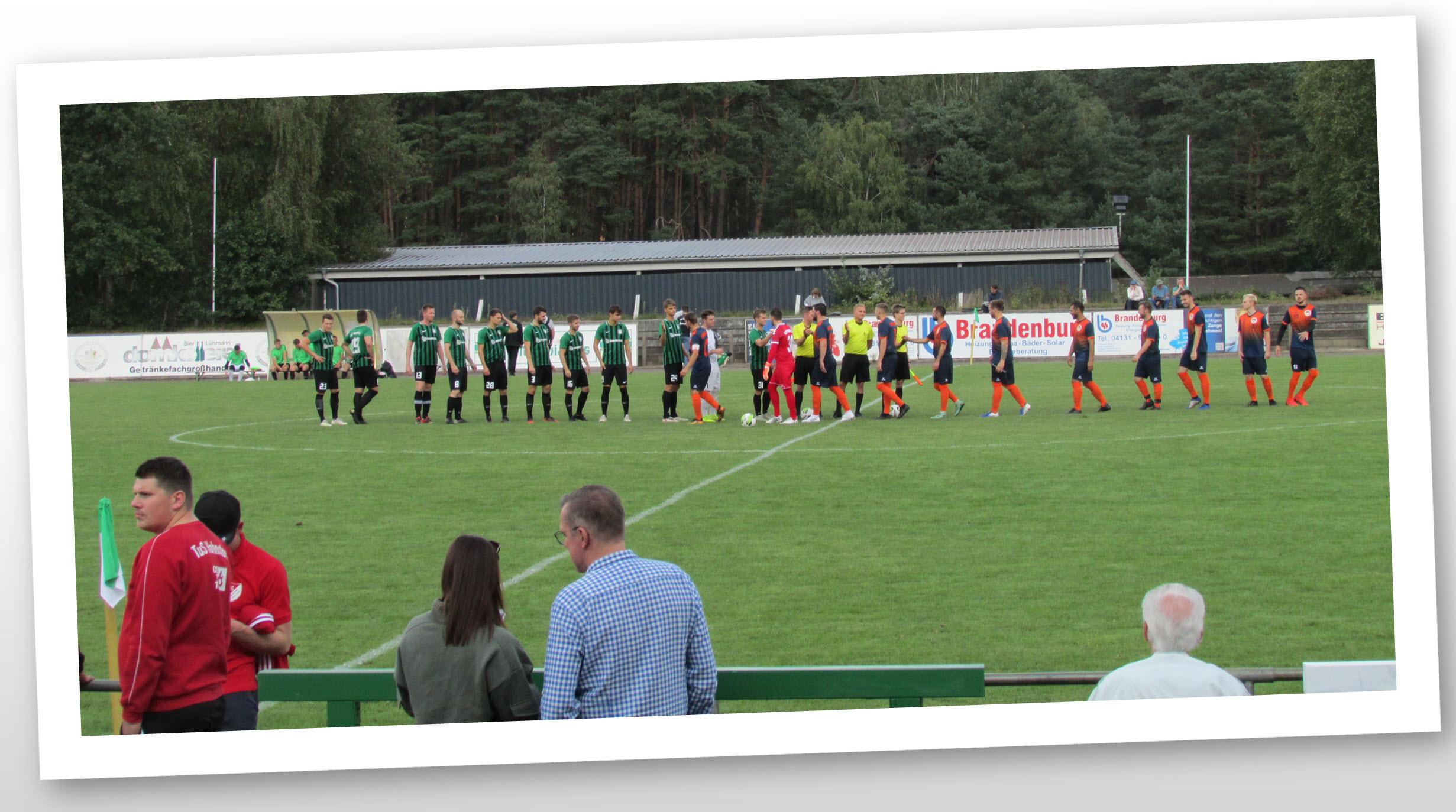 5:0 gegen den Ochtmisser SV